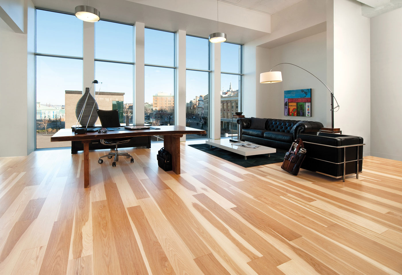 Residential and Corporate Wooden Floors