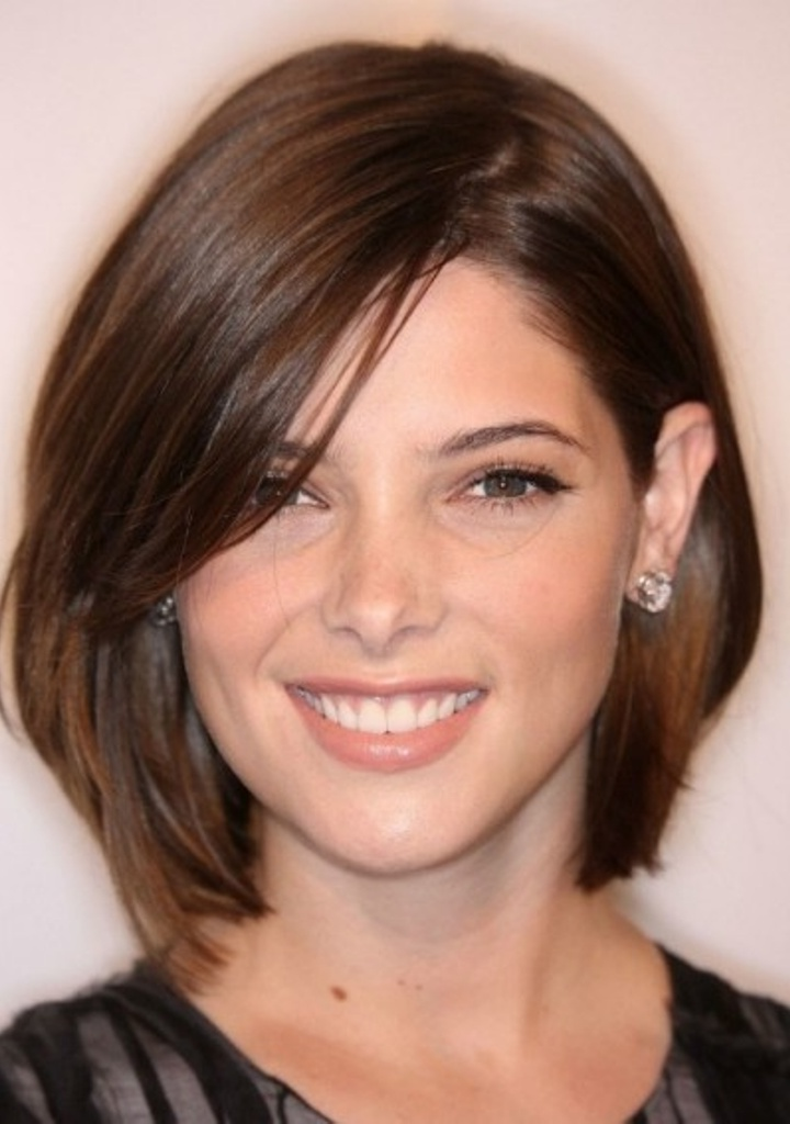 Unique Shoulder Length Hairstyles For Square Faces 2016 Medium Haircuts Face Framing Round