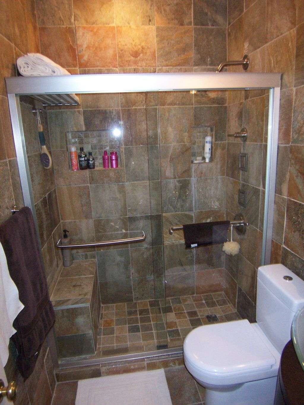 30 best small bathroom ideas available ideas Best flooring options for small bathrooms
