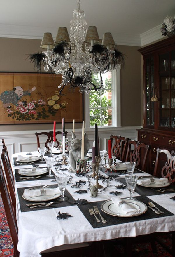 Halloween Table Decor Ideas