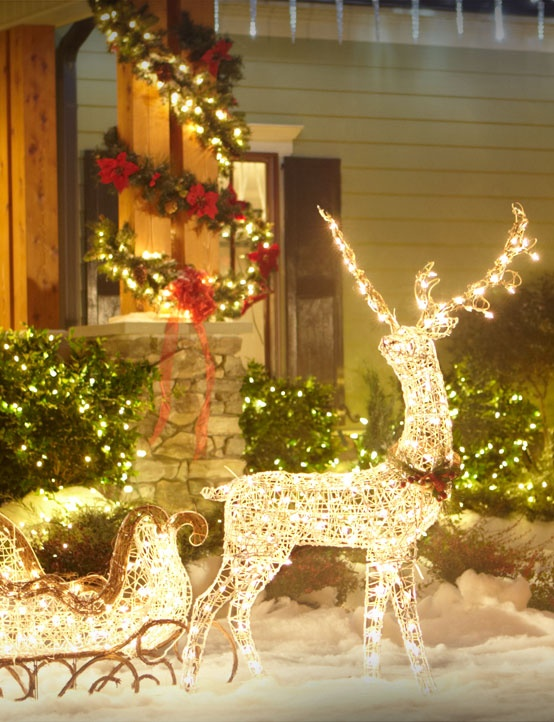 20 Outdoor D 233 Cor Ideas With Christmas Lights Available Ideas