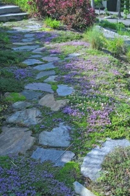 Garden Stone Path 30