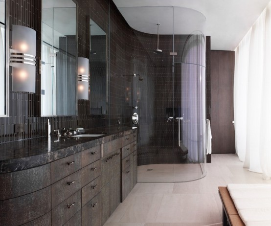 Masculine Bathroom Ideas 28