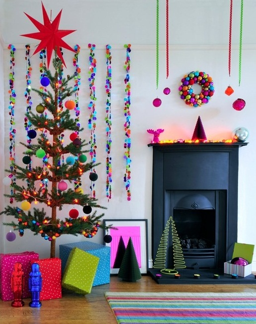 Colorful Christmas Decoration 12