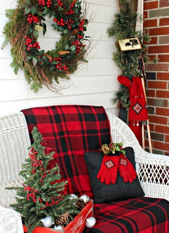 25 Tartan Decor Ideas You Must Try This Christmas 23