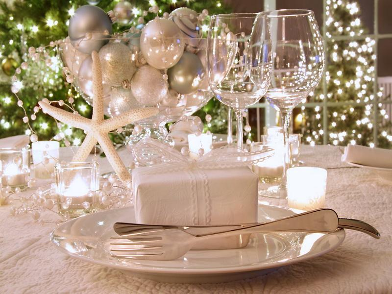 Beautiful Christmas Centerpieces 21