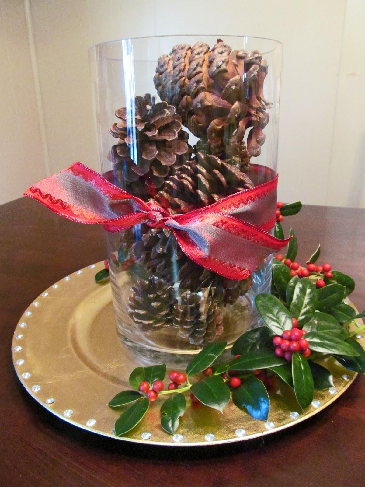 Beautiful Christmas Centerpieces 22
