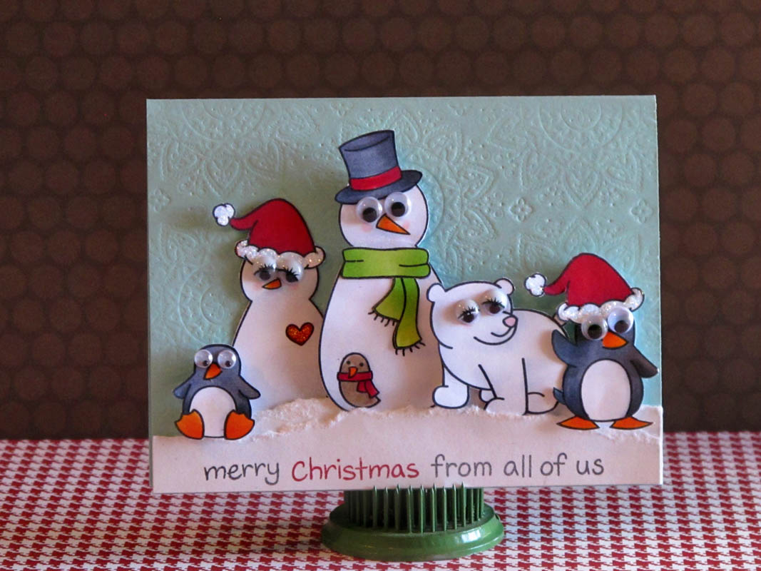 20 Cool Christmas Card Ideas
