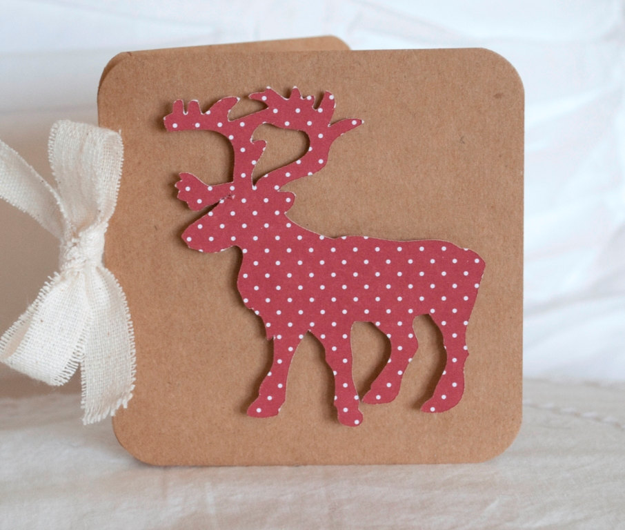 Handmade Christmas Cards 1