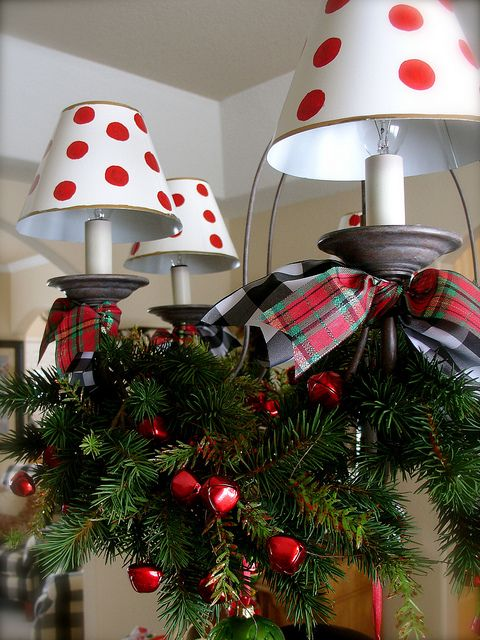 Red And Green Christmas Decoration Ideas 0