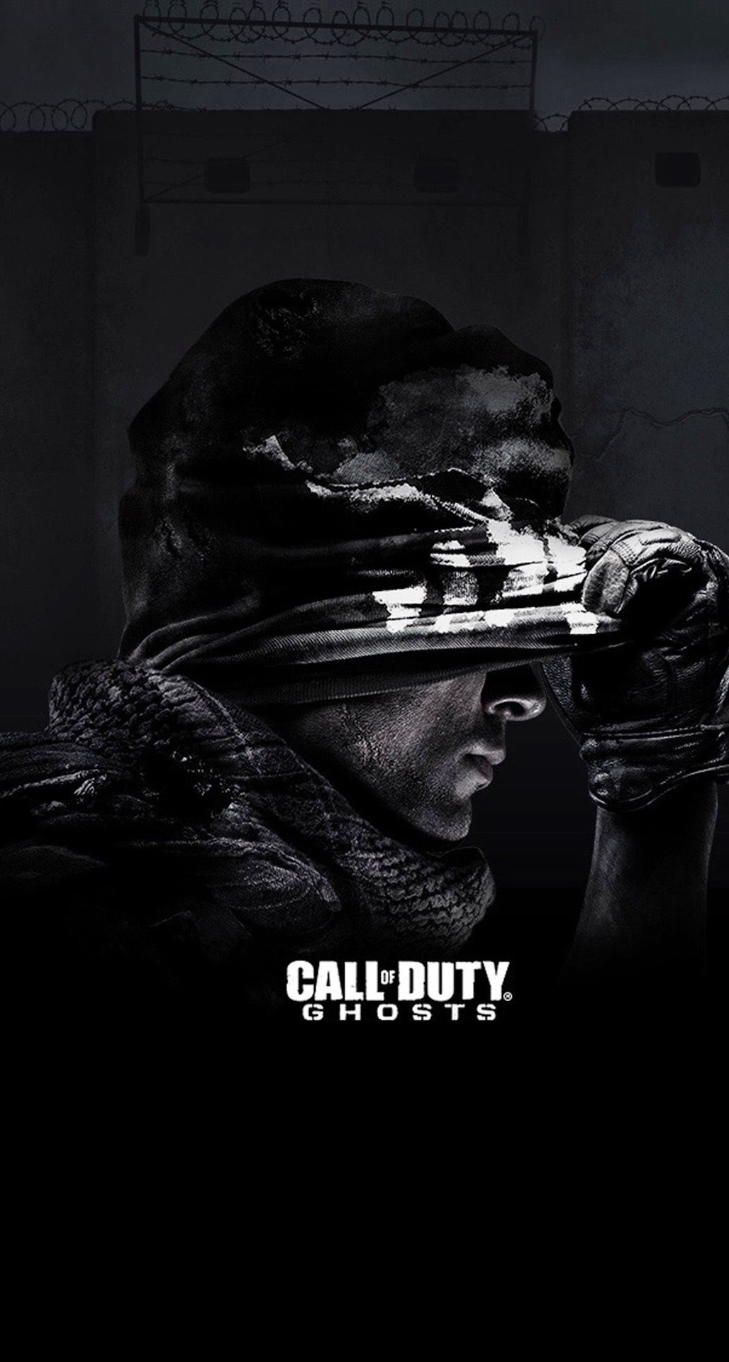 Call Of Duty Ghosts iPhone 6 Plus HD Wallpaper