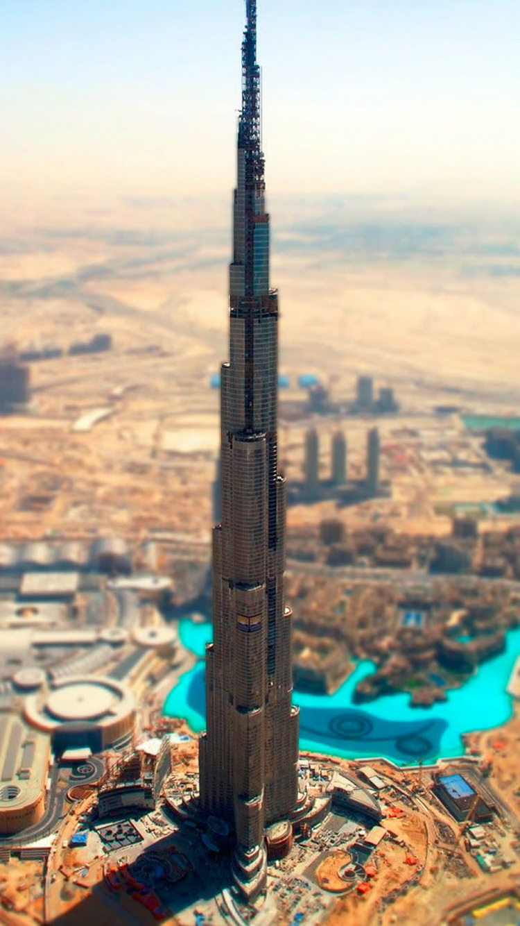 60 most downloaded architecture iphone wallpapers - Dubai burj khalifa hd wallpaper ...