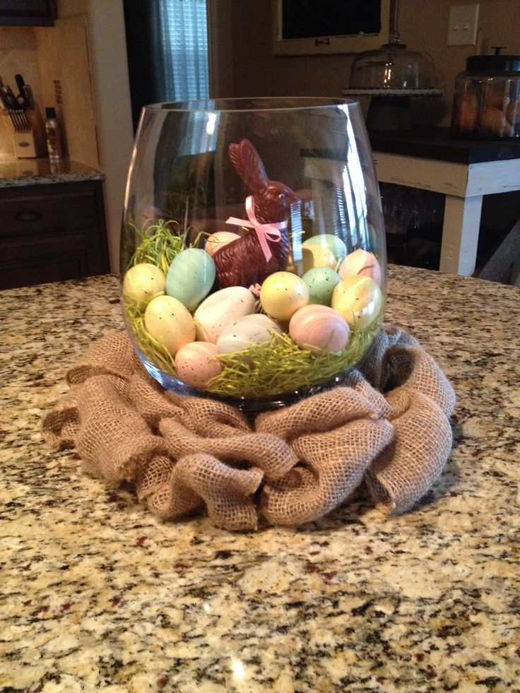 Easter Centerpieces Ideas 16