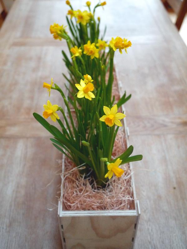 Easter Flower Table Arrangements 11