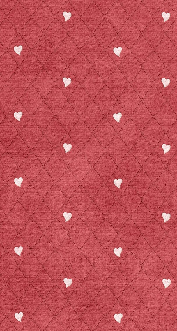 Hearts Diamonds Pattern IPhone 6 Wallpaper