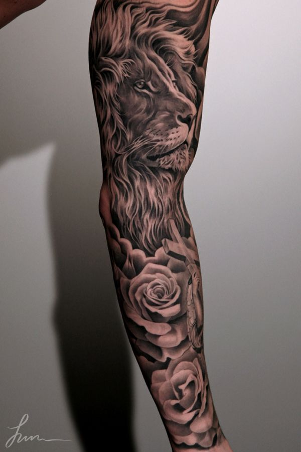 Sleeve tattoo Ideas 13