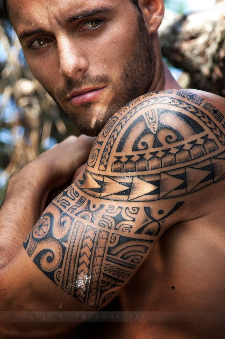 Sleeve tattoo Ideas 18