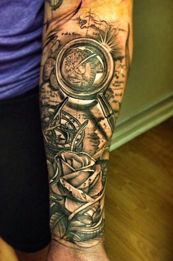 Sleeve tattoo Ideas 2