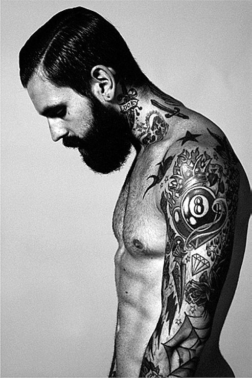 Sleeve tattoo Ideas 26