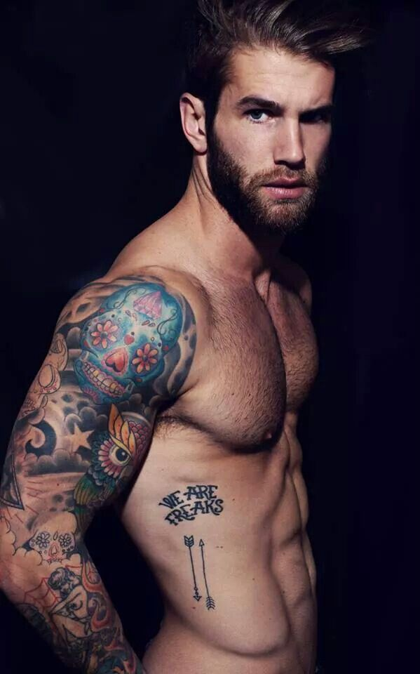 Sleeve tattoo Ideas 27
