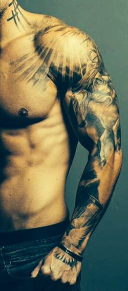 Sleeve tattoo Ideas 3