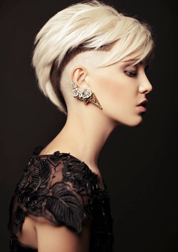 undercut hairstyle for women 5