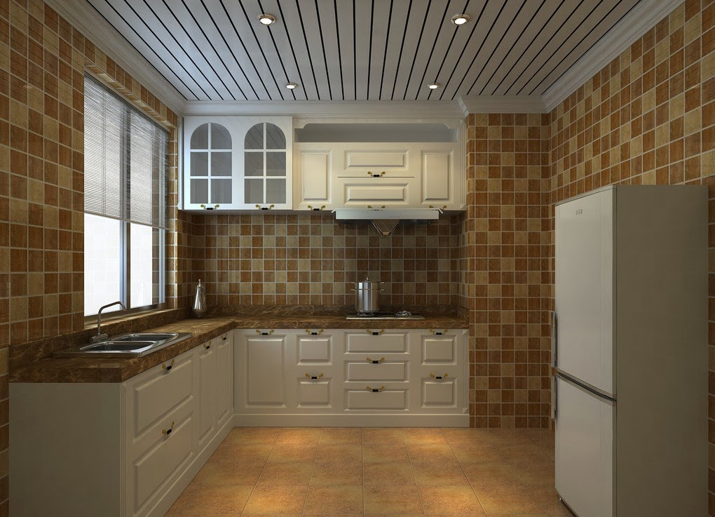 25 Small Kitchen Design Ideas French Provincial