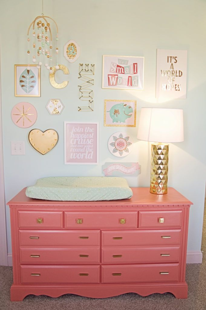 Table Dressers For Nursery Baby