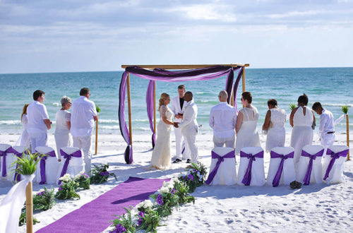 Tips to Plan A Super Cool Beach Wedding