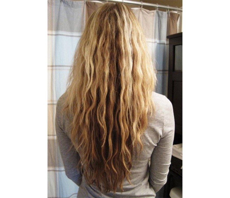 Let Your Hair Dry Naturally