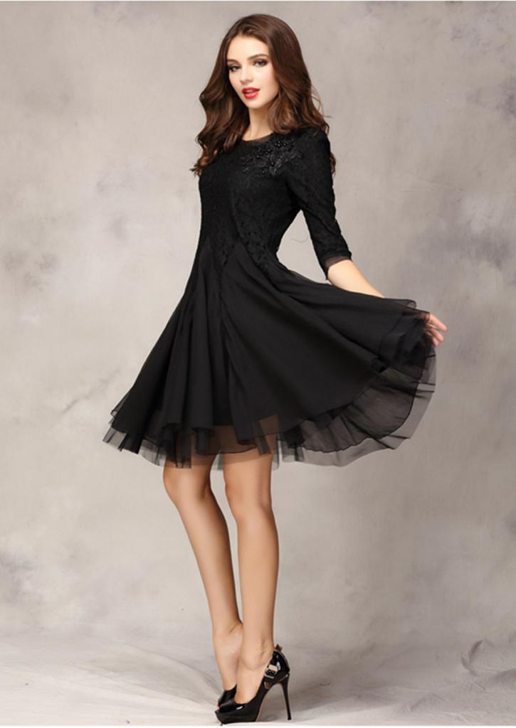 3 Types Of Black Dresses Every Woman Needs In Her Closet Available
