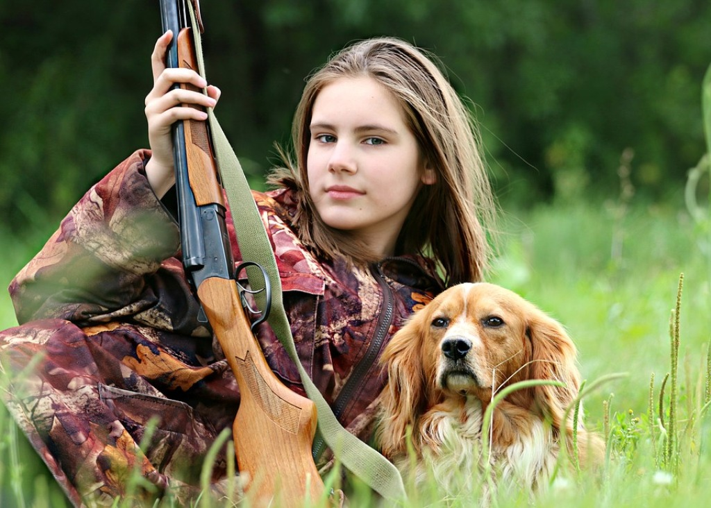 importance of brightly colored clothing for hunting