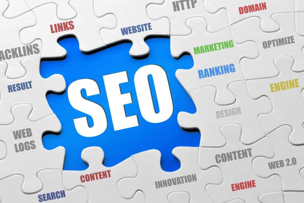 SEO implementation