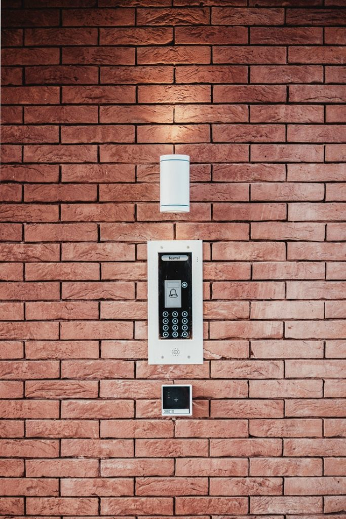 Alarm System in Home